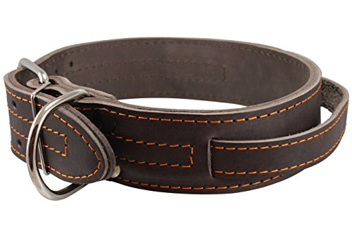 Dogs My Love Brown Genuine Leather 27