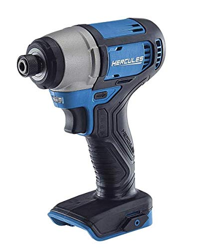 HERCULES 20V Lithium Cordless 1/4 In. Hex Compact Impact Driver - Tool Only