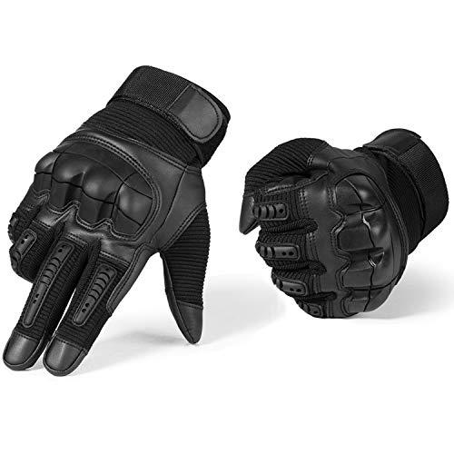 Gants noir pour scooter universel