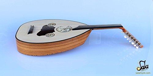 Türkische Professional Hälfte Schnitt E-Oud UD String Instrument aoh-370