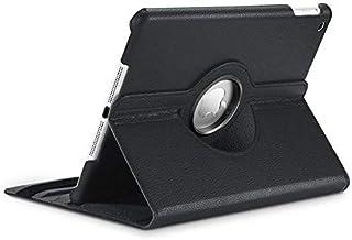IPAD MINI 4 360 Rotating PU Leather Case Cover For Apple IPAD MINI 4 Black SAPU