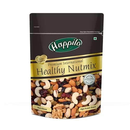 Happilo Premium International Healthy Dried Nutmix, 200G.
