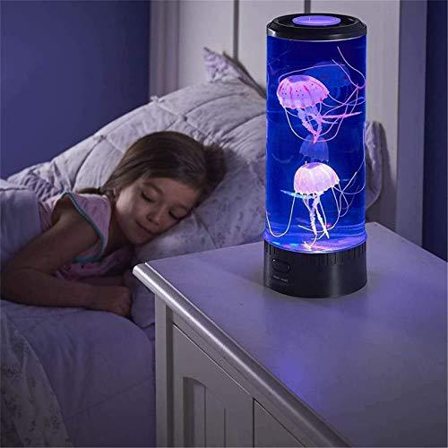 Bri Aderpmin The Hypnotic Jellyfish Aquarium
