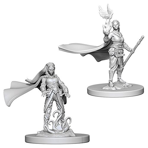 D&D Nolzurs Marvelous Unpainted Miniatures: Wave 4: Elf Female Druid