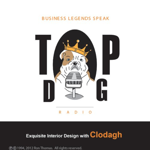 Exquisite Interior Design with Clodagh audiobook cover art