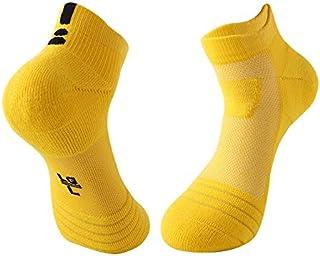 Laxuri S048 Towel Bottom Comfortable Wearable Breathable Short Basketball Socks
