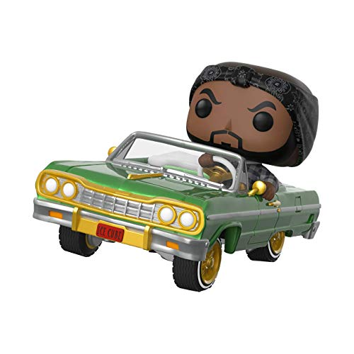 Funko Pop! Rides: Ice Cube in Impala, Multicolor