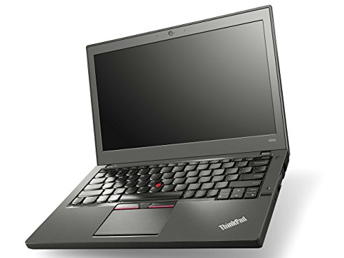 Portatile Ultrabook Lenovo ThinkPad X250 - Intel iCore i5 5300U 2,3Ghz - Ram 8GB - SSD 250Gb - Led 12,5  - Tastiera retroilluminata - Doppia Batteria - Win 10 - Usato Ricondizionato Garantito!
