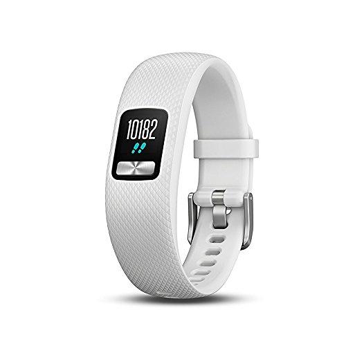 Garmin Vívofit * Fitness Tracking Watch, Adult Small/Medium (White)