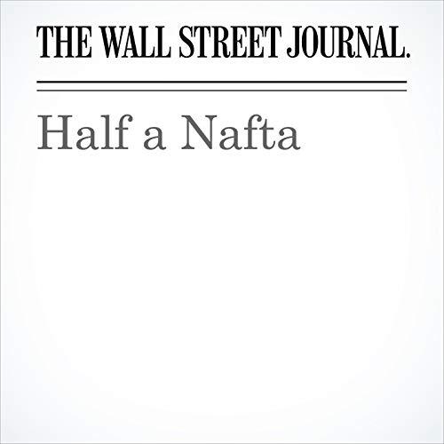 Half a Nafta copertina
