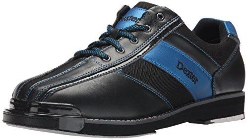 Dexter Bowling - Herren – SST 8 Pro, schwarz/blau, Größe 10.0/M.