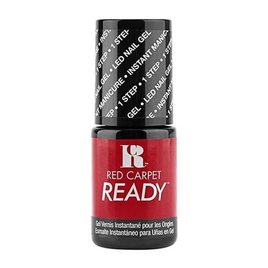 プライバシー人工的なサルベージRed Carpet Manicure - One Step LED Gel Polish - Break A Leg! - 0.17oz / 5ml