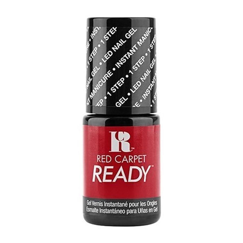 迫害壮大小麦Red Carpet Manicure - One Step LED Gel Polish - Break A Leg! - 0.17oz / 5ml