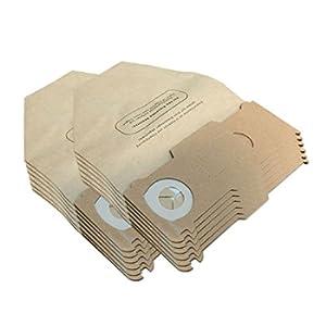12 Sacchi/Sacchetti per aspirapolvere Vorwerk Folletto Kobold VK 130, 131 SC, VK130, VK131