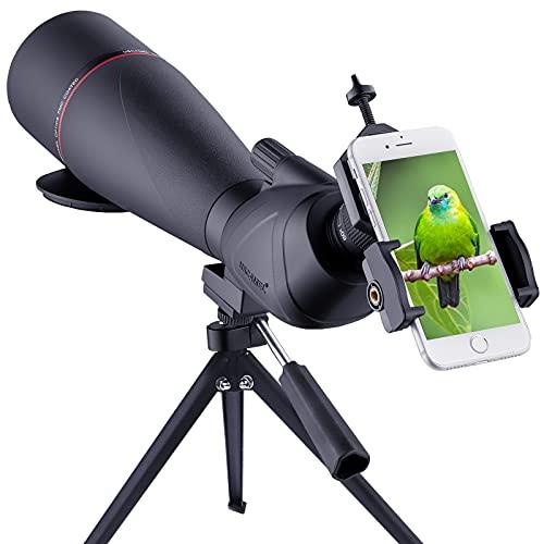 BEBANG 20-60x 80 HD Spotting Scope