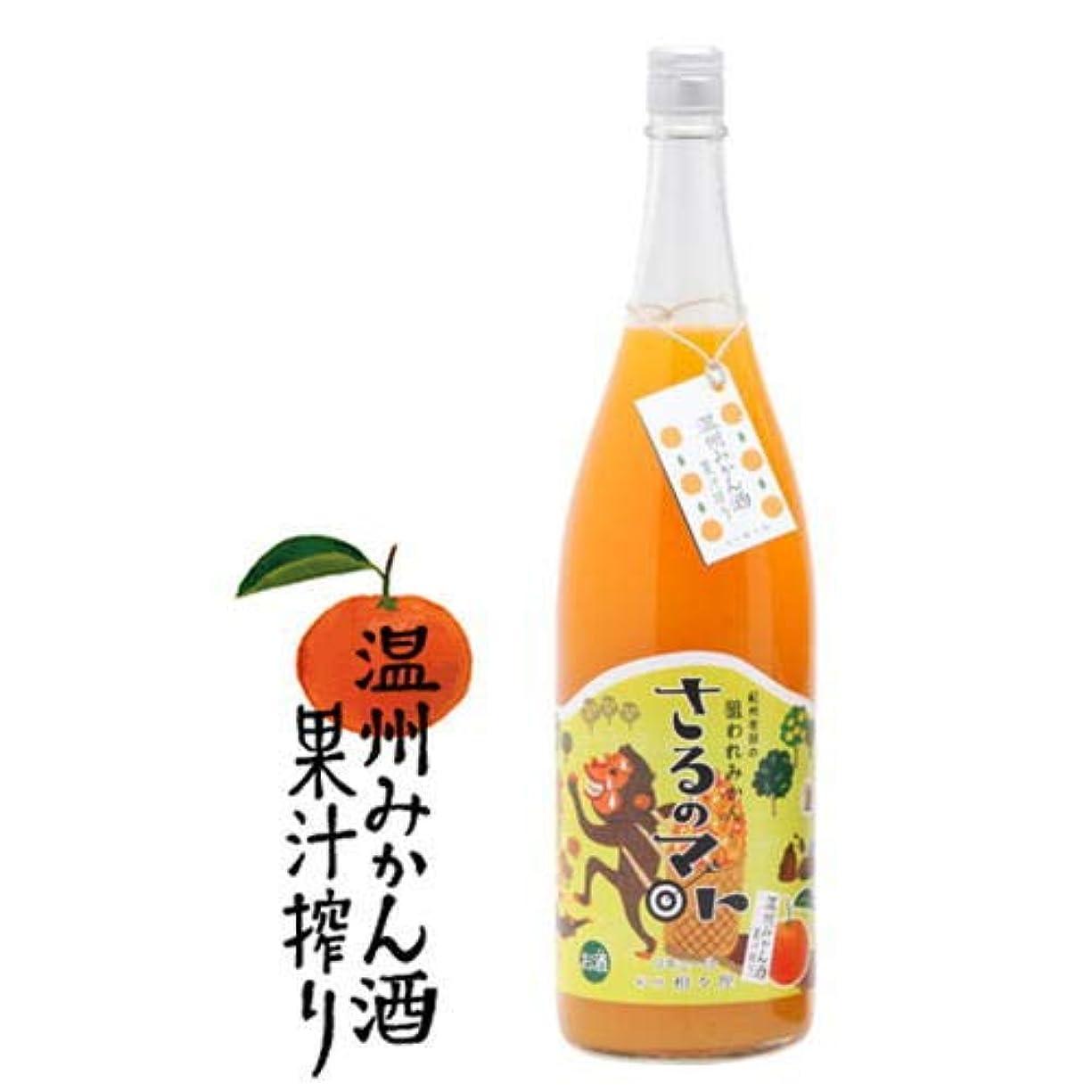 温州みかん酒(果汁搾り) 1.8L [ リキュール 1800ml ]