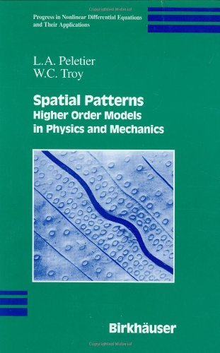 Spatial Patterns: Higher Order Models in Physics and Mechanics (Progress in Nonlinear Differential Equations and Their Applications Book 45) (English Edition)