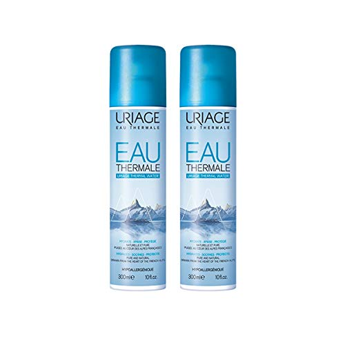 Uriage Eau Thermale d'Uriage Lot de 2 x 300 ml