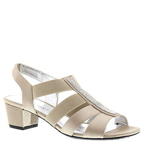 David Tate Eve Women's Sandal 9 2A(N) US Champagne