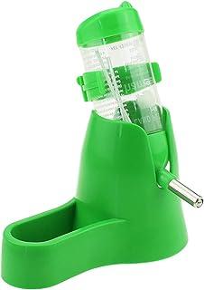 A/A LI Q P R zwierzę domowe chomik świnka butelka na wodę królik karmienie urocze picie wymiana fontanna fajka pojemnik gn...
