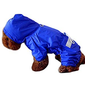 Alfie Pet – Willis Rainy Days Waterproof Raincoat (for Dogs and Cats)