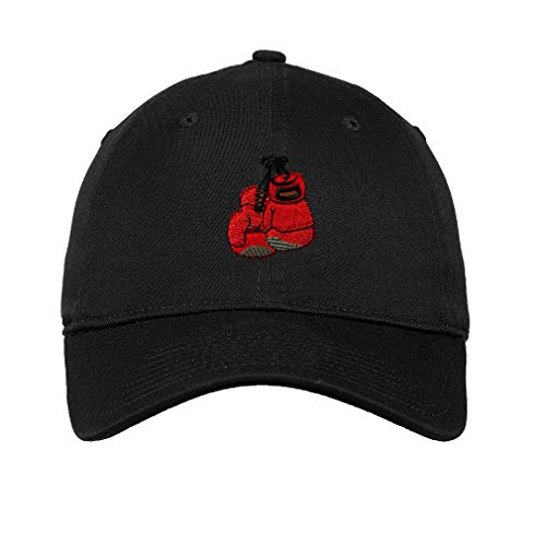 Speedy Pros Soft Baseball Cap Boxing Gloves Embroidery Sports Twill Cotton Dad Hats for Men & Women...