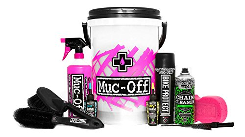 Muc-Off 999 Pfegemittel, schwarz, 8-teilig