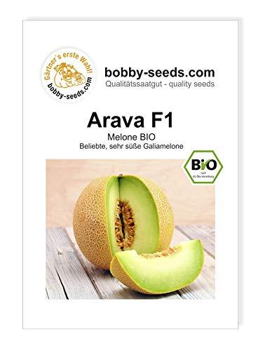 Arava F1 Galiamelone BIO-Melonensamen von Bobby-Seeds, Portion