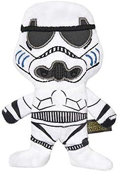 Star Wars Darth Vader & Storm Trooper Large 9 Inch Dog Toys