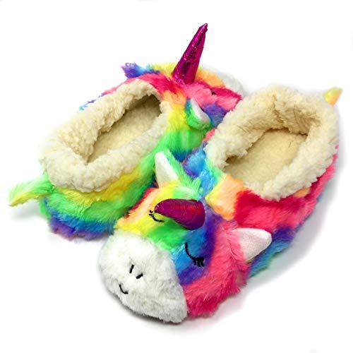 Zapatillas Unicornio Mujer  marca Oooh Yeah Socks
