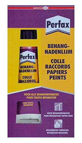 Perfax Papier peint adhésifs Colle à papier peint