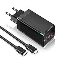 Alimentatore USB-C 65W GaN Tech