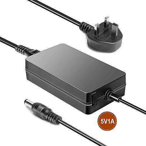 TAIFU 19 V 2,37 A Adapter für Asus VG278Q VG245H Monitor Asus 14 15 VivoBook 14 15 17 F705u F751l F751m F555LA F451C X551CA X551M X551MAV X550CA X550CC X555LA X552CL X555LD X53E X552E Laptop Ladegerät