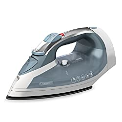 Black and Decker Retractable Cord Iron Reviews