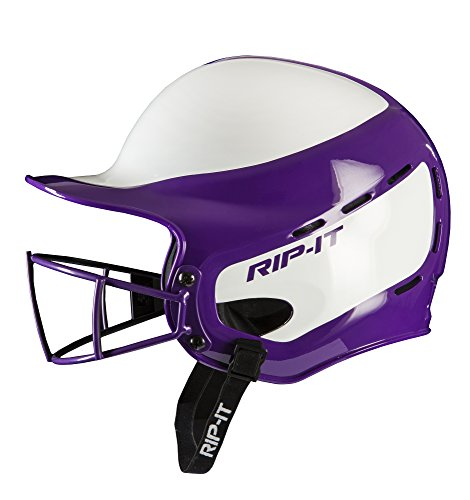 RIP-IT Vision Pro Softball Helmet ft. Blackout Technology