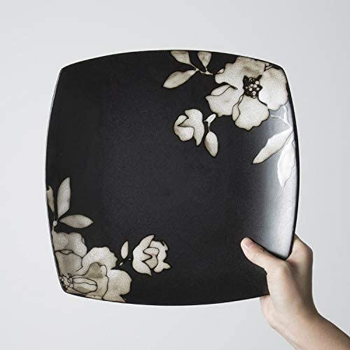 AXZHYX Exquisite Bowl Japanese-Style Ceramic Columbus Mall Hand-Painted High quality new Plate