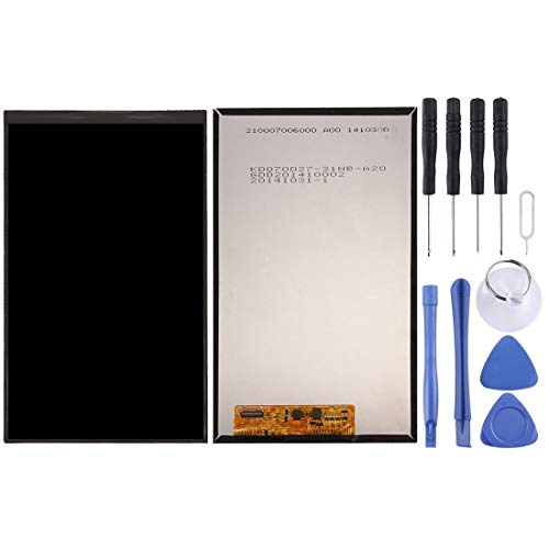 ZHANGJIALI Cell Phones Replacement Parts Replacement LCD Screen for Acer Iconia Tab 7 / A1-713