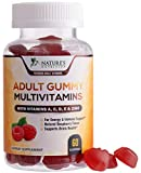 Daily Wellness: Our Nature's Nutrition Multivitamin Gummies provide the perfect mix of vitamins and minerals to support your overall wellness Immune Support: Packed with both Vitamin E and C, ready to give you natural immune support for both men and ...