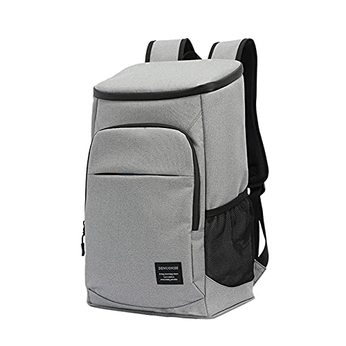 luminiu Mochila de pícnic impermeable a prueba de fugas, bolsa para almuerzo, mochila de pícnic, gran bolsa térmica aislante, Oxford impermeable, 28 L, impermeable