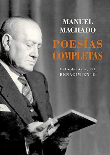 Poesias completas - Machado: 191 (Calle del Aire)