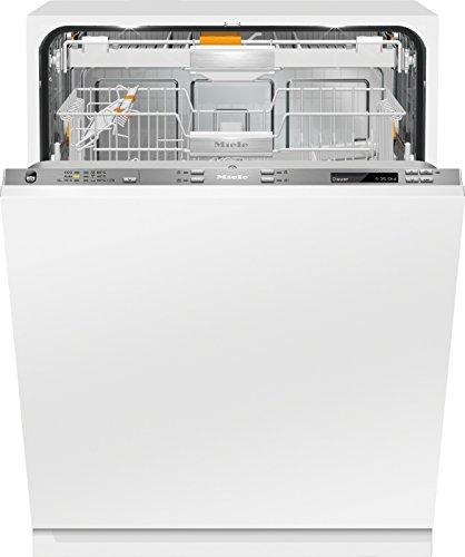Miele G6890 SCVi D ED230 2,0 k2o Geschirrspüler Vollintegriert / A+++ / 189 kWh / 14 MGD / Extrem sparsam - EcoTech Wärmespeicher / Einfachste Kommunikation