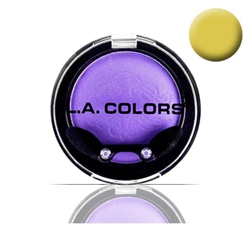 請求端掃除(3 Pack) LA COLOR Eyeshadow Pot - Sunshine (並行輸入品)