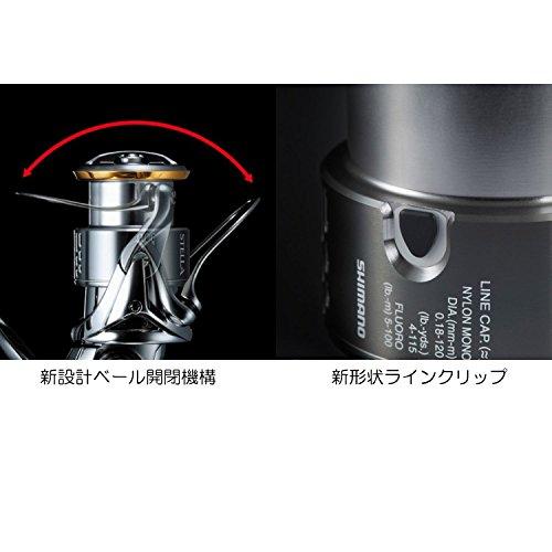 シマノ『ステラ(C3000SDHHG)』
