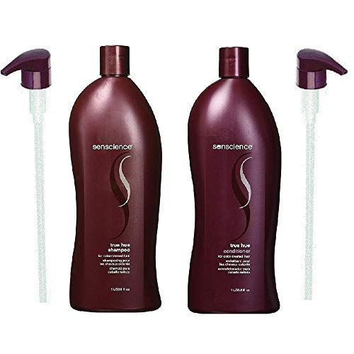Senscience CPR  Cuticle Porosity Reconstructor Treatment  Step 1 amp 2 Duo 338oz Each  With Pumps