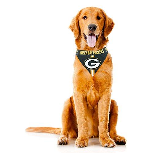 NFL Green Bay Packers Pet Bandanna, XL