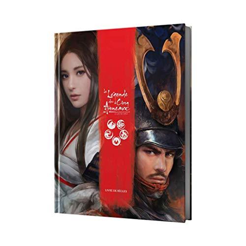 FFG La leyenda de los Cinco Anillos – Libro de Normas