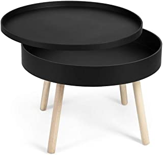 Amazon Fr Table Basse Ronde