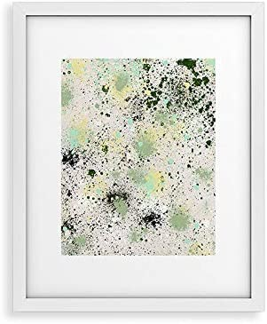 Deny Designs Ninola 2021 model Framed Art Print Mail order cheap Modern 18