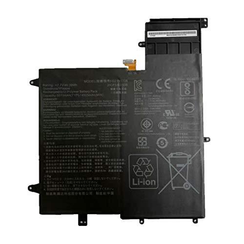 7XINbox 7.7V 39Wh C21N1706 0B200-02420200 Laptop Akku Ersatz für ZenBook Flip S UX370UA UX370F Series