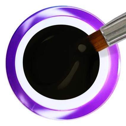 BC Bernal Cosmetics Gel Painting No 34 - Black - 5 ml - 1 Stück